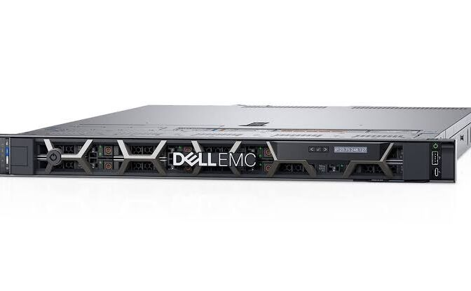 Dell New PowerEdge R6415 Rack Server