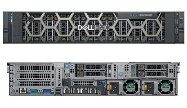 dell poweredge r740xd rack server 2
