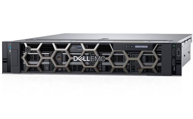 dell poweredge r740xd rack server
